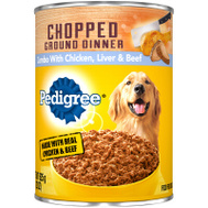 Pedigree K1107800 Ped 22 Ounce Comb Dog Food