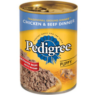 Pedigree 10132999 13.2 Ounce Puppy Food