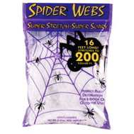 Easter Unlimited 9528 16 Foot Stretch Spider Web
