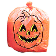 Holiday Times Unlimited Inc 9594B 36X48 Pumpkin LWN Bag