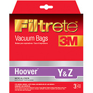 Electrolux 64702A-6 Filtrete Bag Vacuum Cleaner Y&Z Upright