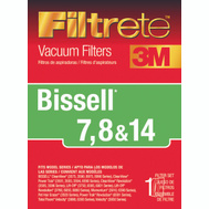Electrolux 66878A-4 Filtrete Filter Vacuum Clnr Type 7/8/14