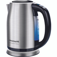 Electrolux FPKT58D7NS Frigidaire Programmable Electric Kettle 1500 Watt Stainless Steel