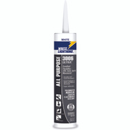White Lightning W11000010 10 Ounce White Adhesive Caulk