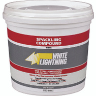 White Lightning WL60512 Spackling Compound Lightweight 1/2 Pint