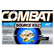 Combat 45901 Ant Control System - Pack Of 6