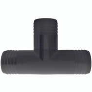 Green Leaf T 14 P Adapter Tee 1/4 Inch Barb