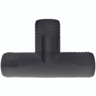 Green Leaf T 12 P Adapter Tee 1/2 Inch Barb