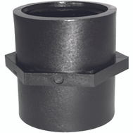 Green Leaf FTC 114 P Coupling Poly 1-1/4 In Fpt