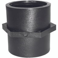 Green Leaf FTC 112 P Coupling Poly 1-1/2 In Fpt