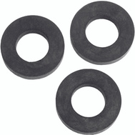 Green Leaf YG00002020 6PK Gasket Cap Replacement Wb Blk 6 Pack