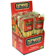 Wood Products 9900 4PK Fatwd Firestarter