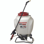 Chapin 63985 Sprayer Backpack Battery 4Gal