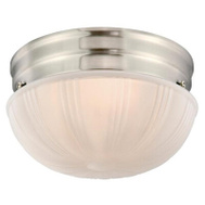 Westinghouse 61072 Fixt Ceil Flush Mount Led Bn
