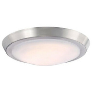 Westinghouse 61073 Fixt Flush Mount Led Bn 11In