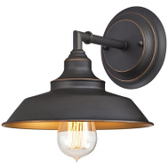 Westinghouse 63448 Fixture Wall Orb W/Hghlgts 1Lt