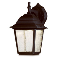 Westinghouse 64001 9W BLK LED Wall Lantern