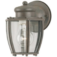 Westinghouse 64689 1 Light Rustpatina Lantern