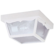 Westinghouse 66976 2 Light White Porch Light