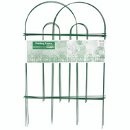 Glamos Wire 770089 Fence Wire Folding Grn 32X10ft