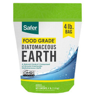 Woodstream 51704 Diatomaceous Earth Food Gr 4 Pound