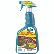 Woodstream 5325-6 Safer Moss And Algae Surface Cleaner