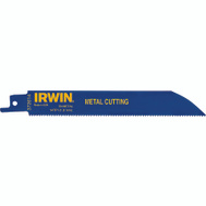 Irwin 372614P5 Weld Tech 6 Inch 14 Tooth Reciprocating Saw Blade