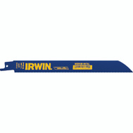Irwin 372818P5 Weld Tech 8 Inch 18 Tooth Reciprocating Saw Blades