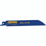 Irwin 372624P5 Weld Tech 6 Inch 24 Tooth Bi Metal Reciprocating Saw Blade