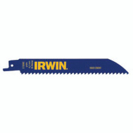 Irwin 372606P5 Weld Tech 6 Inch 6 Tooth Bi Metal Reciprocating Saw Blade