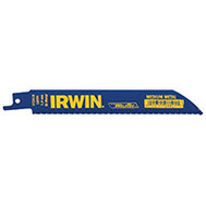 Irwin 372418P5 Weld Tech 4 Inch 18 TPI Reciprocating Saw Blades