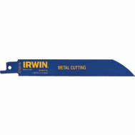 Irwin 372618 Weld Tech 6 Inch 18 Tooth Reciprocating Saw Blade