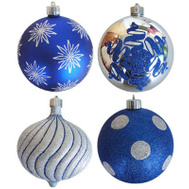 Christmas By Krebs TV310006A 5.9 Inch Deco Ornament