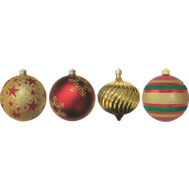 Christmas By Krebs TV620024A 5.9 Inch Deco Ornament