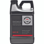 Briggs & Stratton 100028 48 Ounce 30 Weight Oil