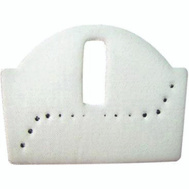 Wagner 0284068 Deckmate Replacement Pad