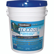 Gardner Gibson SK-7805 Sta Kool 5 Gallon 10 Year Roof Coating