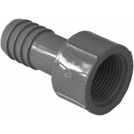 Lasco Fittings 350307 3/4 Inch Poly Insert Female Adapter Insert X FIP