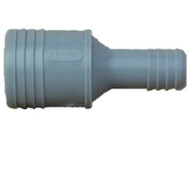 Lasco Fittings 350175 3/4 By 1/2 Inch Reducing Coupling Insert X Insert