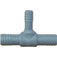 Lasco Fittings 351410 1 Inch Poly Insert Tee