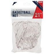 Franklin Sports 1640 Net Basketball Poly 12Loop Wht