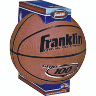 Franklin Sports 7107 Grip Rite 100 Basketball Official Size