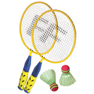 Franklin Sports 3329S1 Grip Rite Smashminton