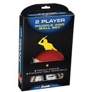 Franklin Sports 57301S11 Paddle/Ball Set 2-Player