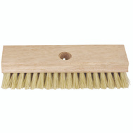 DQB 11643 Acid Scrub Brush Threaded 8 1/4 By 3 Inch