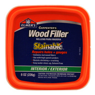 Elmers E890 Stainable Wood Filler 8 Ounces