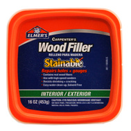 Elmers E891 Filler Wood In Ex Stainable Pt