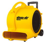 Shop Vac 1030100 Mover Air W/Hdl 3Speed 1800Cfm