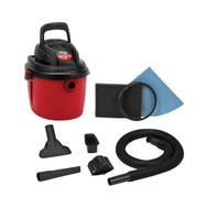 Shop Vac 2036000 / 5890200 Hang On Wall Mount Wet Or Dry Shop Vac 2-1/2 Peak Horsepower 2-1/2 Gallon