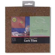 Acco 11-150252 Cork Tile 6 By 6 Inch
